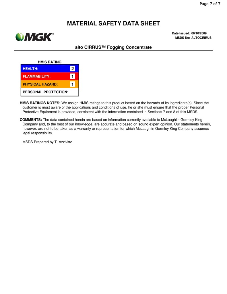 ALTOCIRRUS-FOG-CONCENTRATE-MSDS-page-6